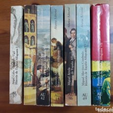 Libros de segunda mano: HISTORIA DE ESPAÑA ALFAGUARA. Lote 173932820