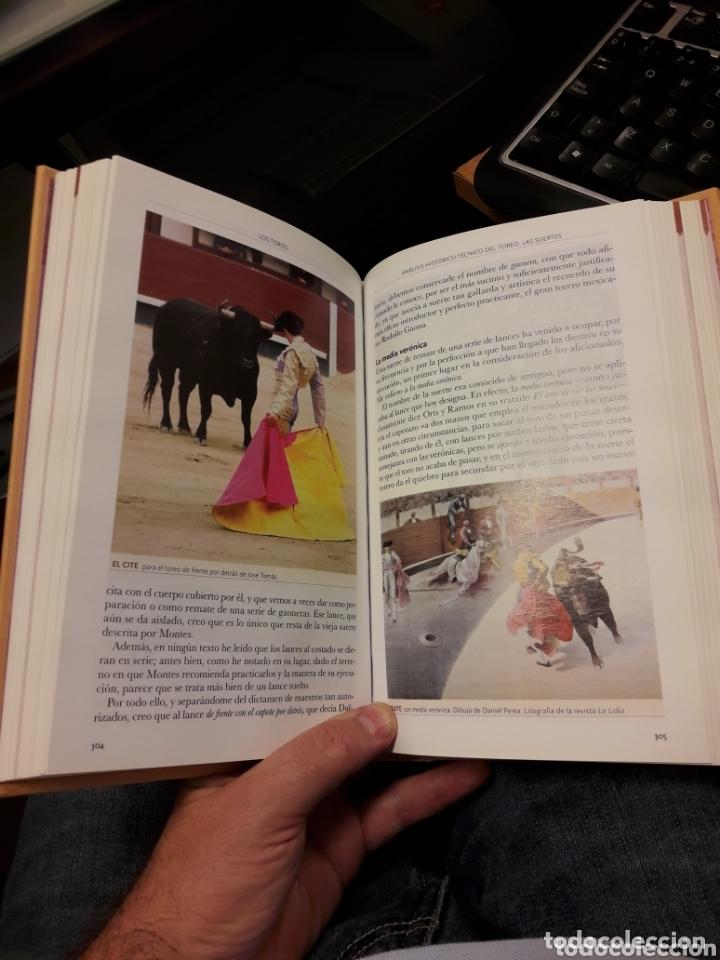Libros de segunda mano: COSSIO. Los Toros. El Toreo vol.4. Es Espasa 2007 - Foto 3 - 173989129