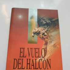 Libros de segunda mano: EL VUELO DEL HALCON.- ELAINE CLARK MCCARTHY. Lote 173989737