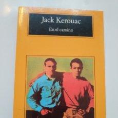 Libros de segunda mano: EN EL CAMINO.- JACK KEROUAC. Lote 173989973