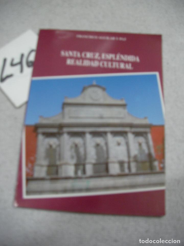 SANTA CRUZ DE TENERIFE, ESPLENDIDA REALIDAD CULTURAL (Libros de Segunda Mano - Bellas artes, ocio y coleccionismo - Otros)