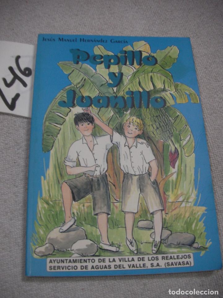 PEPILLO Y JUANILLO (Libros de Segunda Mano - Literatura Infantil y Juvenil - Otros)