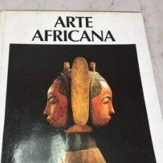 Libros de segunda mano: ARTE AFRICANA FRATELLI MELITA EDITORI ERICH HEROLD 1991 TEXTO ITALIANO MUY ILUSTRADO. Lote 174007789