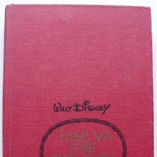 Libros de segunda mano: ¡AHI VA ESE BOLIDO! WALT DISNEY BRUGUERA AÑO 1972. Lote 174013365