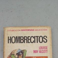 Libros de segunda mano: COLECCIÓN HISTORIAS SELECCIÓN HOMBRECITOS BRUGUERA (CAJA1). Lote 174036583