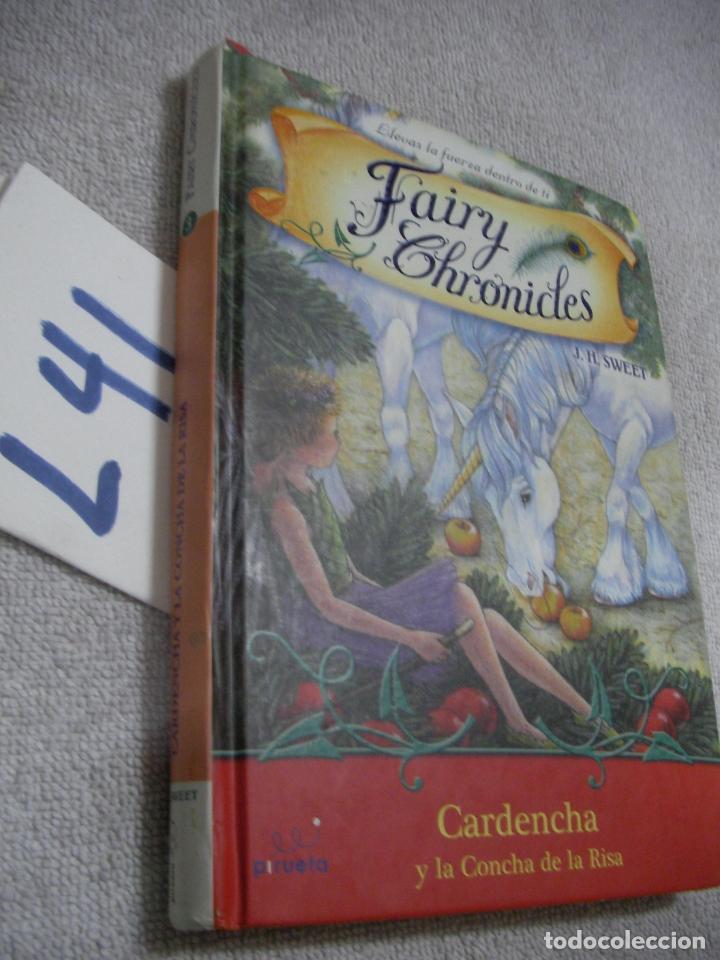 CARDENCHA Y LA CONCHA DE LA RISA (Libros de Segunda Mano - Literatura Infantil y Juvenil - Otros)