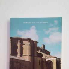 Libros de segunda mano: MONASTERIO DE LA PIEDAD. CASALARREINA. LA RIOJA. RUFINO GIL DE ZUÑIGA. TDK400. Lote 174063780