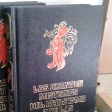 Libri di seconda mano: LMV - LOS GRANDES MISTERIOS DEL OCULTISMO Y DE LAS SOCIEDADES SECRETAS, TOMO 2. Lote 174144110