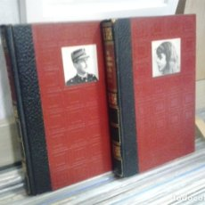 Libros de segunda mano: LMV - LOS GRANDES ENIGMAS DE LA BELLA ÉPOCA, TOMOS 1 Y 2. Lote 174206995
