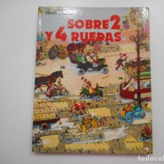 Libros de segunda mano: HUCK SCARRY SOBRE 2 Y 4 RUEDAS Y95673. Lote 174225263