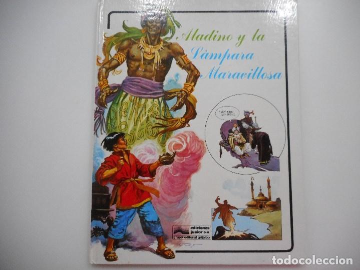 ALADINO Y LA LÁMPARA MARAVILLOSA Y95679 (Libros de Segunda Mano - Literatura Infantil y Juvenil - Otros)