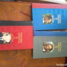 Libros de segunda mano: PROBLEMAS CANDENTES DE LA HISTORIA. Lote 174231285