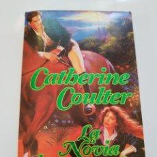 Libros de segunda mano: LA NOVIA DE SHERBROOKE.- CATHERINE COULTER. Lote 174241125