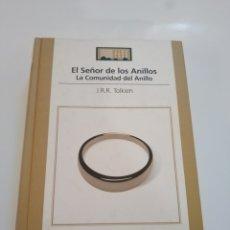 Libros de segunda mano: EL SEÑOR DE LOS ANILLOS. LA COMUNIDAD DEL ANILLO.- J.R.R. TOLKIEN. Lote 174241970