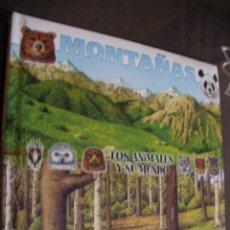 Libros de segunda mano: LOS ANIMALES Y SU MUNDO. Lote 174246705