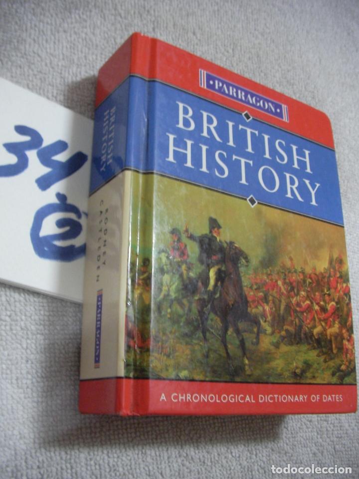 BRITISH HISTORY (Libros de Segunda Mano - Historia - Otros)