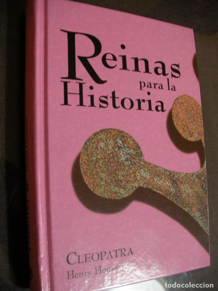 REINAS PARA LA HISTORIA - CLEOPATRA (Libros de Segunda Mano - Historia - Otros)