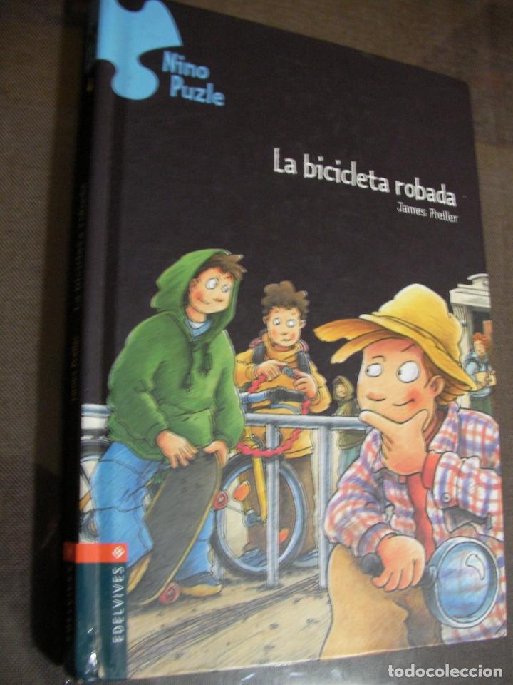 LA BICICLETA ROBADA - ENVIO INCLUIDO A ESPAÑA (Libros de Segunda Mano - Literatura Infantil y Juvenil - Otros)