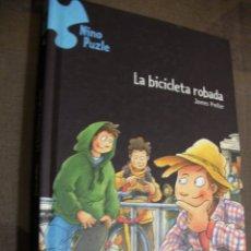 Libros de segunda mano: LA BICICLETA ROBADA - ENVIO INCLUIDO A ESPAÑA. Lote 174264985