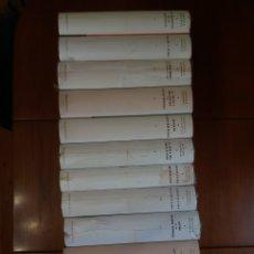 Libros de segunda mano: WALTER GOETZ. HISTORIA UNIVERSAL. 10 TOMOS. Lote 160805682