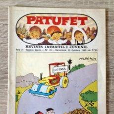 Libros de segunda mano: PATUFET. Lote 174299639
