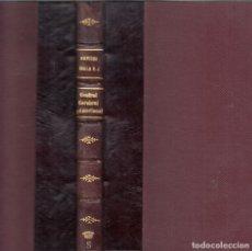 Libros de segunda mano: NARCISO IRALA (S.J.). CONTROL CEREBRAL Y EMOCIONAL. 57ª ED. BILBAO, 1964. Lote 174313772