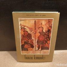 Libros de segunda mano: EL BUEN CONDE GARCIA FERNANDEZ........FRAY JUSTO PÉREZ DE URBEL.....1976...... Lote 174379185
