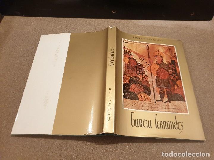 Libros de segunda mano: EL BUEN CONDE GARCIA FERNANDEZ........FRAY JUSTO PÉREZ DE URBEL.....1976..... - Foto 2 - 174379185