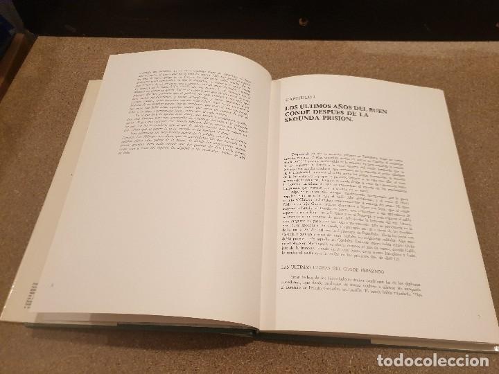 Libros de segunda mano: EL BUEN CONDE GARCIA FERNANDEZ........FRAY JUSTO PÉREZ DE URBEL.....1976..... - Foto 6 - 174379185