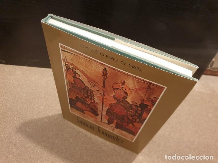Libros de segunda mano: EL BUEN CONDE GARCIA FERNANDEZ........FRAY JUSTO PÉREZ DE URBEL.....1976..... - Foto 11 - 174379185