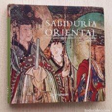 Libros de segunda mano: SABIDURÍA ORIENTAL - HEMENWAY, PRIVA. Lote 174390929