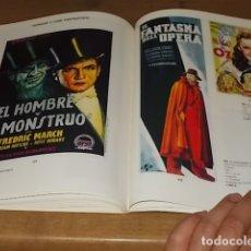 Libros de segunda mano: SUBASTA EXTRAORDINARIA CARTLES DE ÉPOCA.CUANDO LA PUBLICIDAD ERA ARTE( CINE Y PUBLICIDAD). 2002 .. Lote 174424570