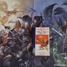 Libros de segunda mano: COLECCION ADVANCED DUNGEONS DRAGONS-N12 EL REINO DE PESADILLA DE BABA YAGA-LIBROJUEGO TIMUN MAS. Lote 174458503