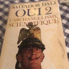 Libros de segunda mano: SALVADOR DALÍ 1971. Lote 174469512