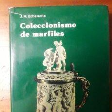 Libros de segunda mano: LIBRO COLECCIONISMO DE MARFILES EVEREST. Lote 174475692