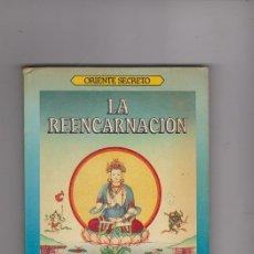 Libros de segunda mano: LA REENCARNACIÓN P. RAVIGNANT. Lote 174479480