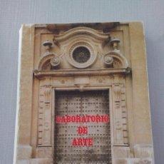 Libros de segunda mano: LABORATORIO DE ARTE. REVISTA DEL DEPARTAMENTO DE HISTORIA DEL ARTE. Nº 1. UNIVERSIDAD DE SEVILLA. Lote 174493162