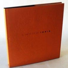 Libros de segunda mano: EL ARTE DE LA INDIA - NIGEL CAWTHORNE - 1998 - TAPA DURA CON SOBRECUBIERTA. Lote 174505180