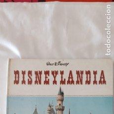Libros de segunda mano: WALT DISNEY -- DISNEYLANDIA -- EDICIONES GAISA 1968 TAPA DURA-IND GRAF VALVERDE. Lote 174510758