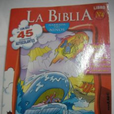 Libros de segunda mano: LA BIBLIA NARRADA PARA LOS NIÑOS . Lote 174516527