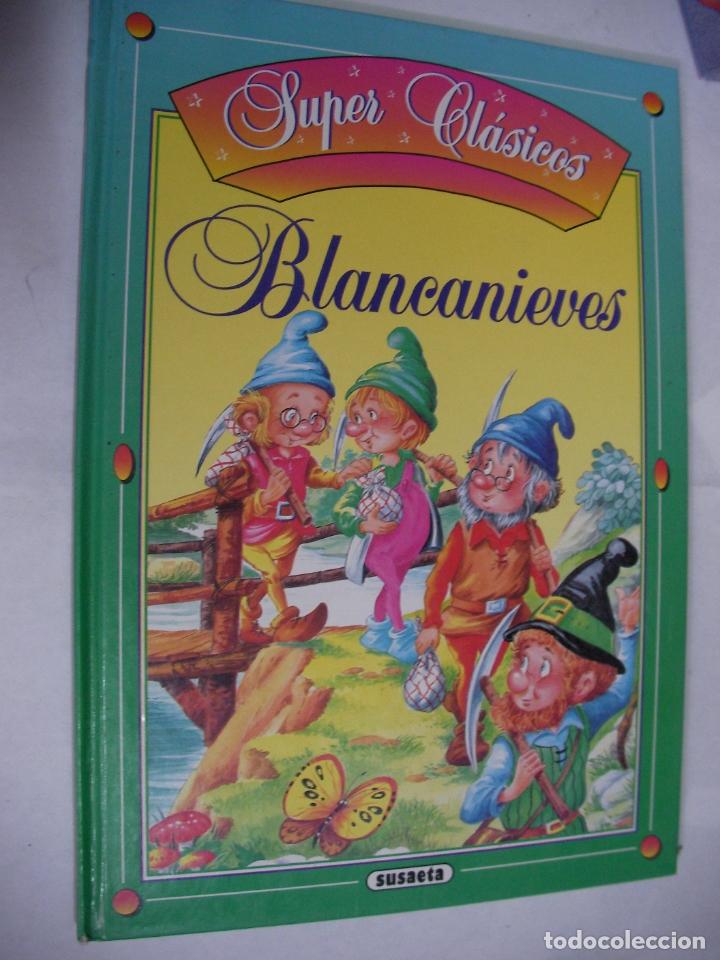 BLANCANIEVES (Libros de Segunda Mano - Literatura Infantil y Juvenil - Otros)