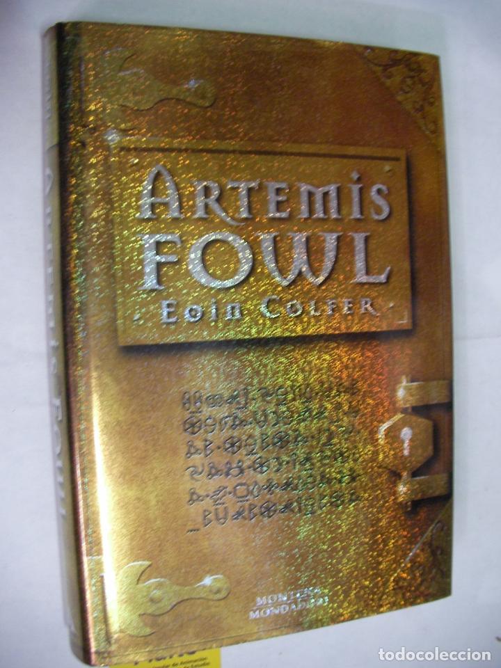 ARTEMIS FOWL (Libros de Segunda Mano - Literatura Infantil y Juvenil - Otros)