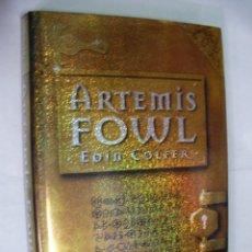 Libros de segunda mano: ARTEMIS FOWL. Lote 174516599