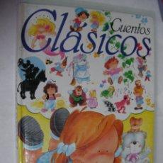 Libros de segunda mano: CUENTOS CLASICOS. Lote 174516619