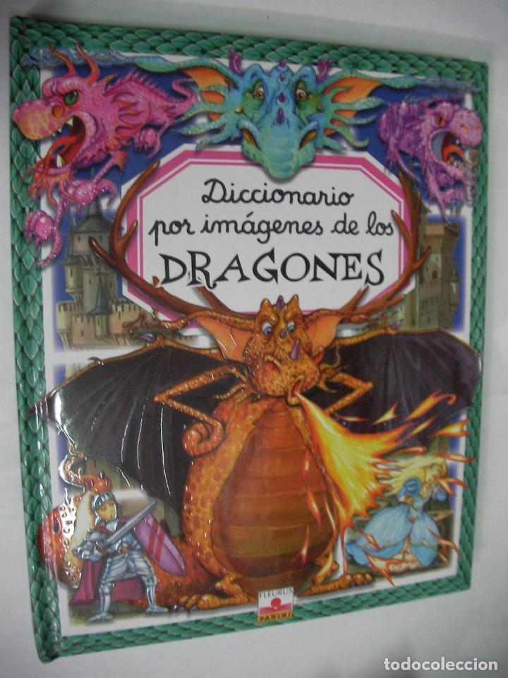 DICCIONARIO POR IMAGENES DE LOS DRAGONES (Libros de Segunda Mano - Literatura Infantil y Juvenil - Otros)