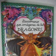 Libros de segunda mano: DICCIONARIO POR IMAGENES DE LOS DRAGONES. Lote 174516687