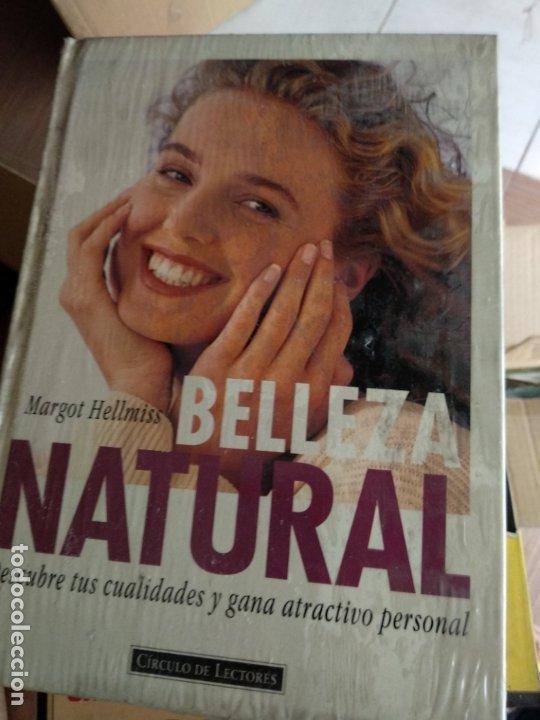 BELLEZA NATURAL ** MARGOT HELLIMS - NUEVO PRECINTADO (Libros de Segunda Mano - Ciencias, Manuales y Oficios - Otros)