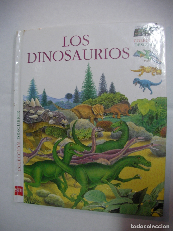 LOS DINOSAURIOS (Libros de Segunda Mano - Literatura Infantil y Juvenil - Otros)