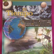 Libros de segunda mano: LA LLAVE DEL SABER: EL TIEMPO, DE ALTEA. Lote 174523785