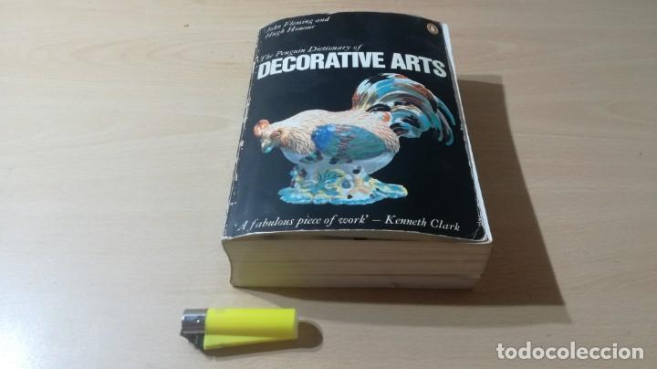 Libros de segunda mano: THE PENGUIN DICTIONARY OF DECORATIVE ARTS EN INGLES - / TEXTO 35 / ARTE OTROS - Foto 3 - 174536055